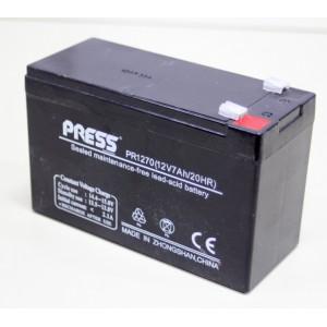 Batería de 12v 7A