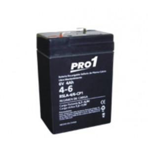 Batería 6v 4A