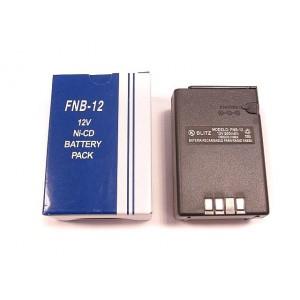 FNB 12N Batería para Yaesu