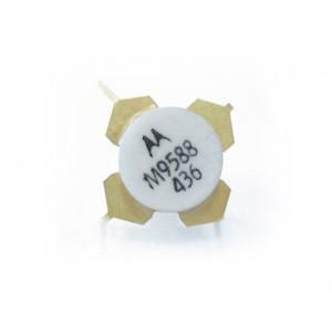 Transistor de salida VHF Motorola