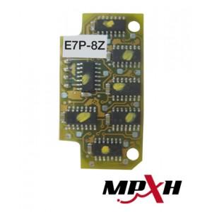 E7P4/8/16/32 MPXH Modulo de Expansión