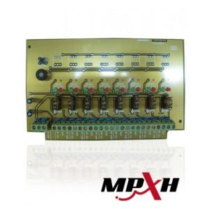GW8 MPXH Expansor 1 a 8 lines MPXH